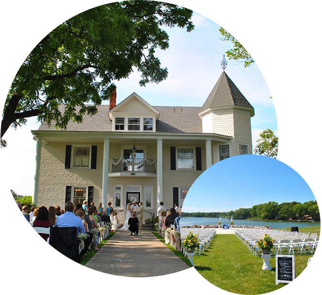 Wedding Reception Venues In Waldorf Md : Mary s hope on church cove an elegant events location